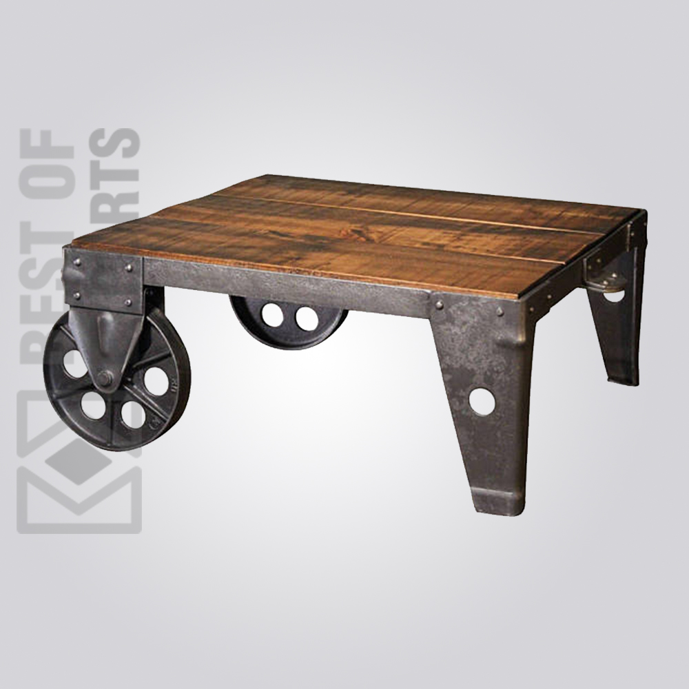 Premium Industrial Coffee Table Best Of Exports