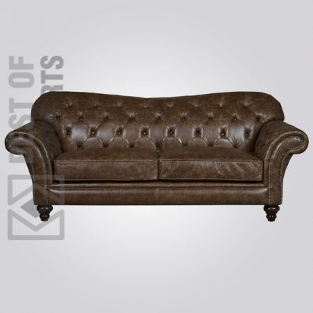Modern Leather Sofa