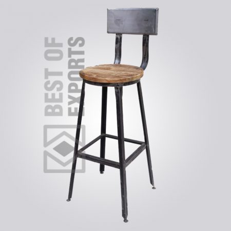 industrial bar stool, rustic industrial bar stools, Bar Stools & Chairs, Industrial Stools, Metal Industrial Bar Stools, Industrial Counter & Bar Stools, Industrial Bar Stools and Counter Stools, industrial stools with backs, industrial bar stools with backs, vintage industrial bar stools, vintage industrial stools