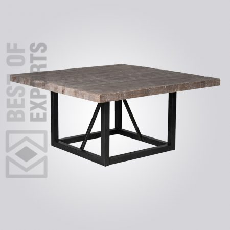 industrial dining table, vintage industrial table, industrial dining table and chairs, rustic metal and wood dining table, reclaimed wood and metal dining table, Modern Industrial Dining Room Sets, Industrial Round Dining Table, Industrial Square Dining Table