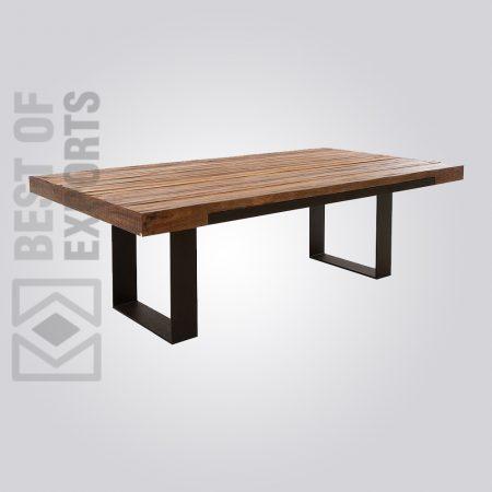 Elegant Modern Style Dining Table