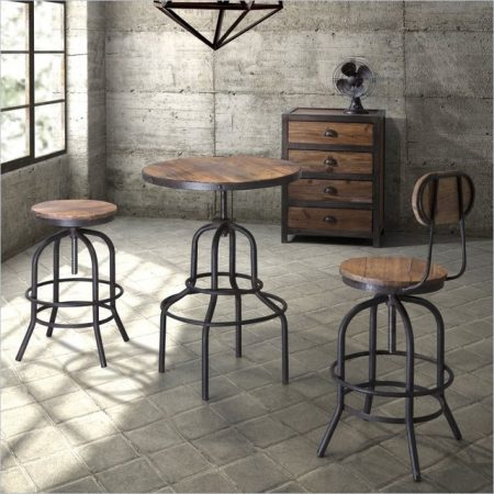 Industrial Bar Stool & Chairs