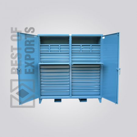 Industrial Drawer With Door