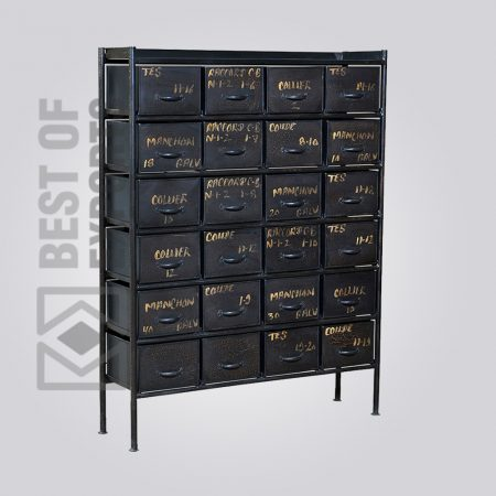 Iron Chest Drawer