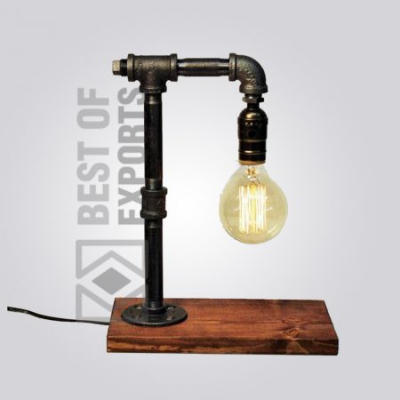 Industrial Reading Lamp