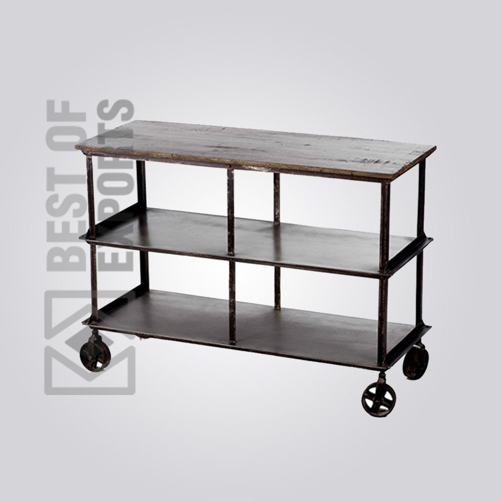 console table with wheel best of exports. Black Bedroom Furniture Sets. Home Design Ideas