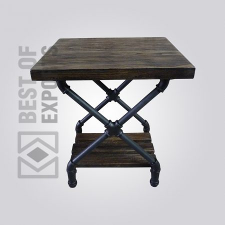 Modern Style Reclaimed Wood Dining Table