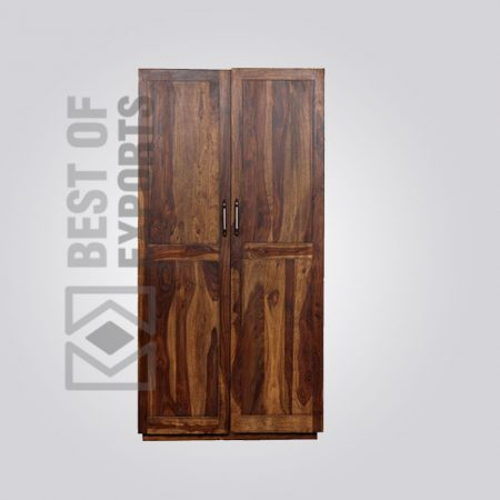 Solid Wood Wardrobe