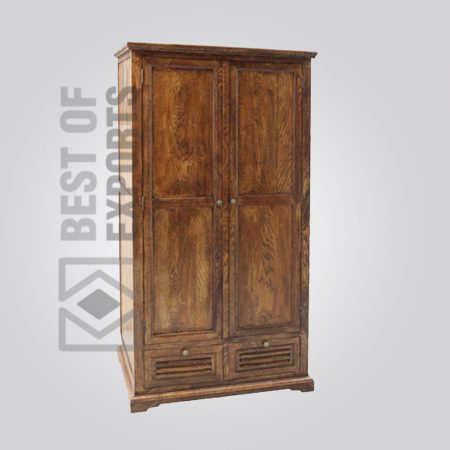 Solid Wood Almirah