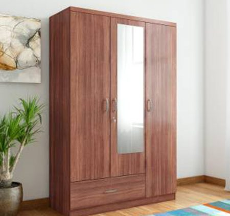 solid wooden almirah